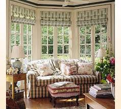 Bay and Bow Window Treatment Ideas