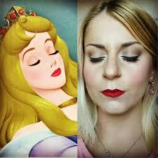 disney princess makeup tutorial aurora the sleeping beauty you
