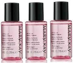 mary kay mini oil free eye makeup remover set of 3