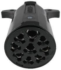 bonair 8 pin conversion to 7 pin popupportal 8 Pin Trailer Plug 8 Pin Trailer Wiring Diagram #35