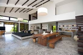 tropical design furniture. Contemporary Tropical Interior Design Casas Del Sol Villas 1 Furniture
