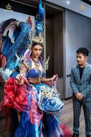 Awesome! Reveal the national costume