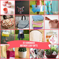 32 fabulous DIY Mothers Day gift ideas (includes no sew options!)