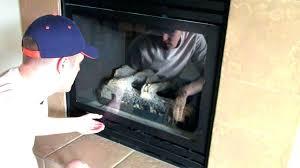 gas fireplace pilot light how to light a pilot light on a gas fireplace gas fireplace