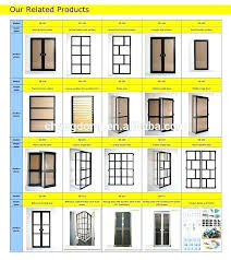 foldable screen doors