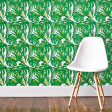 18 of the Prettiest Nature-Inspired Wallpapers and Wall Decals   Brit + Co