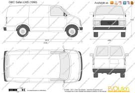 the blueprints com vector drawing gmc safari lwb Gmc Safari Fuse Box Diagram gmc safari lwb gmc safari fuse box diagram