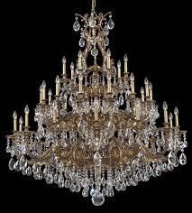 beautiful schonbek crystal chandelier schonbek crystal chandeliers interior home design