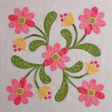 185 best Applique images on Pinterest | Patterns, Appliques and Bags & Inspiration Erin Russek - One Piece at a Time - free applique pattern Adamdwight.com