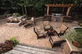 Backyard Designs With Pool And Outdoor Kitchen Unique Patio Breathtaking Pictures Of Outdoor Patios Pictures Of Outdoor