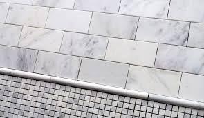 carrara subway tile marble xquot traditional bathroom sf carrara venato xquot subway tile polished marble premium marble wit