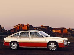1980 Chevrolet Citation 4 Door Hatchback Sedan Pistons Chevrolet