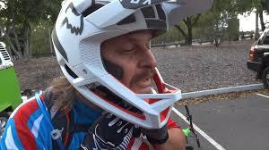 Fox Pro Frame Helmet First Impressions