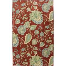 american rug craftsmen flagstaff rug in red