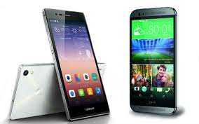 Huawei Ascend P7 vs HTC One M8: Spec comparison | ITProPortal