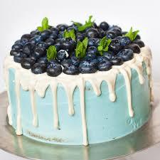Blueberry Lemon Cake Tatyanas Everyday Food