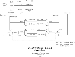 emco maximat v10p lahe motor as emco s wiring diagram is pretty much indecipherable i redrew it