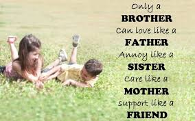 Quotes About Loving Your Brother Inspiration I Love You Messages For Brother Kitap Yazarları