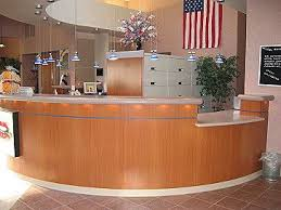 dental office reception. Waterloo Heights Dental Reception Desk Lower On The Side Office