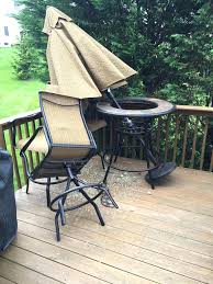 42 round patio table cover is your patio table glass broken no need to throw out