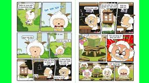 Chuyện kể cho bé: Cừu Vui Vẻ Và Sói Xám (Khoai Tây Chiên Vui Vẻ) - Video  Dailymotion