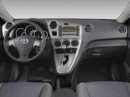 Image: 2009 Toyota Matrix 5dr Wagon Auto S FWD (Natl) Dashboard ...