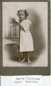Mattie Gertrude Coker Robinson (1909-1977) - Find A Grave Memorial