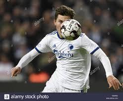 Copenhagen, Denmark. 17th Mar, 2019. Jonas Wind, FC Copenhagen during the  Superleague soccer match between FC