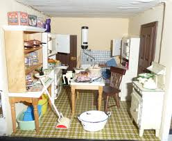 My S House By Wendy Stephen Dolls Houses Past  Present - Dolls house interior