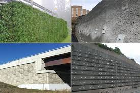 retaining wall design and its types
