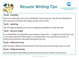 updating resume on indeed writing tips 8