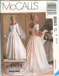 Bridal Sewing Patterns
