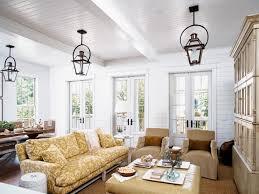 yellow ikat sofa beadboard ceiling living room k76 living