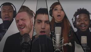 See Pentatonix Cover <b>Billie Eilish's 'When</b> the Party's Over' - Rolling ...