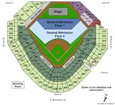 Seating Chart Comerica Park Detroit Mi Cheap Comerica Park Tickets