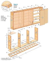 garage cabinet plans pdf maribo co regarding building your own cabinets ideas 29