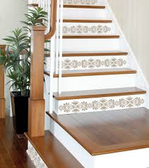 Basement Stairs Decorating Staircase Decorating Ideas 11074