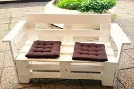 Here these DIY wood pallet patio furniture have also been built with pallets  and can make your terrace look more sophisticated and