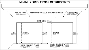 garage door heightSingle Garage Door Size I60 On Awesome Interior Home Inspiration