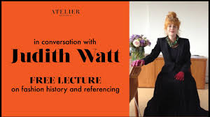"""Judith Watt on """"copying and referencing in fashion"""" - FREE FASHION ..."""