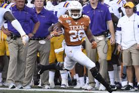 Texas RB Keaontay Ingram looking to bounce back from first major adversity  of career