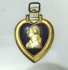 details about purple heart for military merit medal only ref16