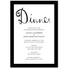 Dinner Party Menu Templates Unique Sample Template Formal