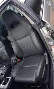 subaru impreza wrx sti full leather interior seats 2001 2007