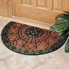 front door matDecorating Cozy Kahrs Flooring With Beige Coir Doormat With