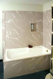 glass bathtub surround panels wall options surrounds tub full size of shower ideas before image jette