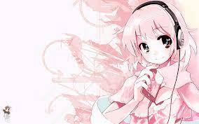 Pink Anime Wallpaper 37413 [1920x1200 ...