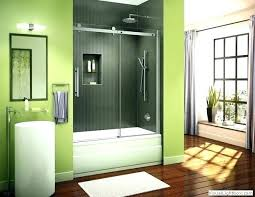 add shower to bathtub how to install shower doors on tub bathtubs bathtub shower door luxury