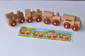 review of 4 of the best wooden toy train sets for your train loving child