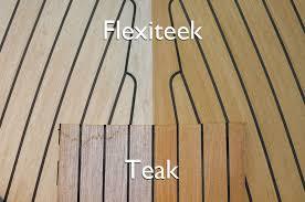 modern faux teak flooring intended for floor plastic as a substitute boat decking flexiteek
